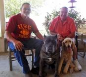 BOB-CORY & DOGS